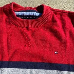 tommy hilfiger boys sweater